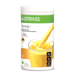 Formula 1 Shake Mango Flavor