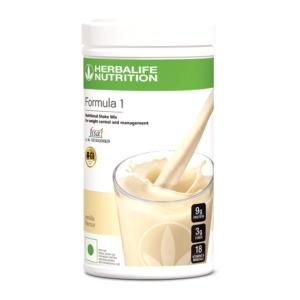 Formula  1 Vanilla Flavor