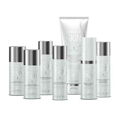 HERBALIFE SKIN ADVANCED KIT (Normal to Oily)
