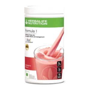 Formula 1 Strawberry flavor